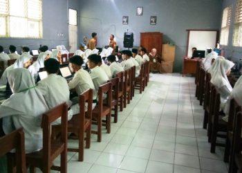 UAMBN-BK di MTsN 4 Pandeglang, Kecamatan Munjul Pandeglang.